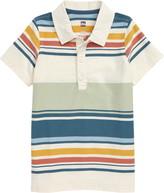 Tea Collection Striped Polo