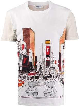 Lanvin Babar New York T-shirt