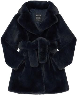 Bomboogie Faux Fur Coat