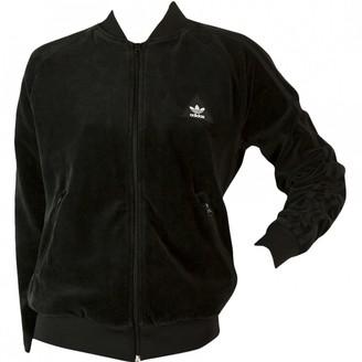 Pharrell Adidas X Williams Black Cotton Jacket for Women