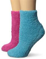 Dr. Scholl's Women's Spa with Aloe Low Cut 2 Pack Sock