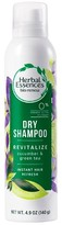 Herbal Essences Bio Renew Revitalize Cucumber & Green Tea Dry Shampoo - 4.9 oz