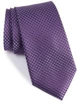 Nordstrom Men's Dotted Dot Silk Tie