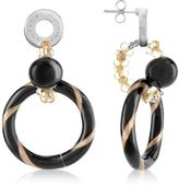 Antica Murrina Veneziana Bolero - Murano Glass Dangle Earrings