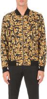 Versace Baroque Print Shell Jacket