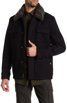 Pendleton Boulder Genuine Lamb Fur Coat