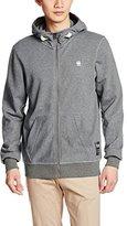 G Star Men's Varos Full Zip Sweatshirt Hoodie