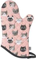 Now Designs Cats Meow Oven Mitt