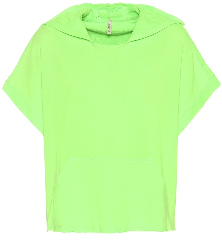 Lanston Cotton-blend hoodie