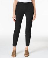 Eileen Fisher Organic Cotton-Blend Stretch Twill Skinny Pants, Regular & Petite