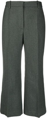 Victoria Beckham Tailored Cropped Trousers