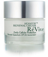 RéVive Skincare Sensitif Renewal Cream Broad Spectrum SPF 30 Sunscreen