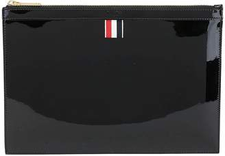 Thom Browne Zipped Tablet Holder