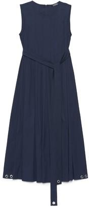 Max Mara 'S Sleeveless Midi Dress
