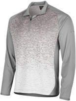 Greg Norman for Tasso Elba Men's Heathered Ombre Quarter-Zip Sweater, Created for Macy's