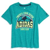 adidas Toddler Boy's 'Earn Your Stripes' T-Shirt