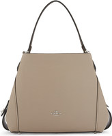 Coach Edie 31 grained leather shoulder bag