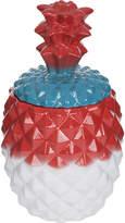 Pols Potten Pineapple Jar - Multi/Red