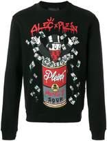 Philipp Plein Alec's Money sweater