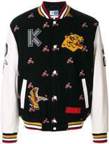 Kenzo The Memento Collection varsity jacket