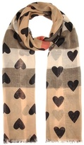 Burberry Printed scarf