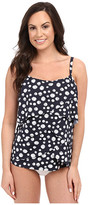 Miraclesuit Dot's Hot Waves Tankini Top
