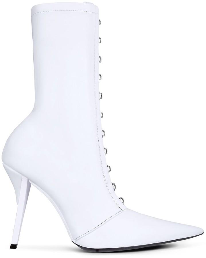 fenty corset boots