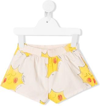 The Animals Observatory Sun-Print Swim Shorts