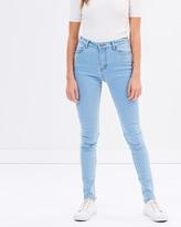 Rusty High Spray On Premo Jeans