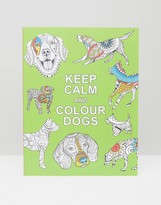 Books Keep Calm & Color Dogs