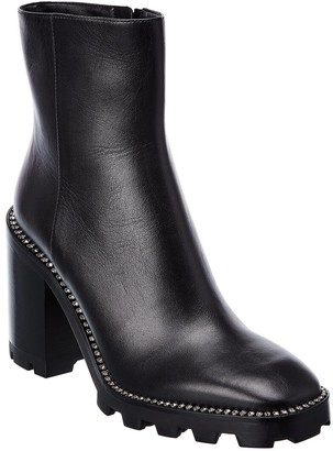 Jimmy Choo Mava 85 Leather Boot