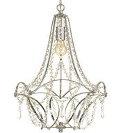 AF Lighting Elements Series Castile Mini Chandelier