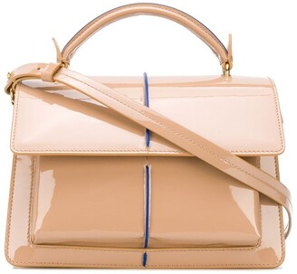 Marni Attache top handle bag
