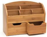 Lipper Bamboo Desk Organizer