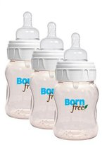 Born Free Natural Feeding 5oz. Classic Bottle 3-Pack