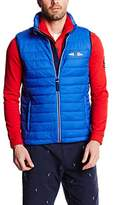 Gaastra Men's Sleeveless Gilet Blue Blau (ROYAL BLUE F61)