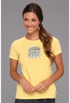 Life is Good Daisy Creamy Tee (Sunny Yellow) - Apparel