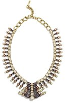 BaubleBar Women's 'Padget' Crystal Collar Necklace