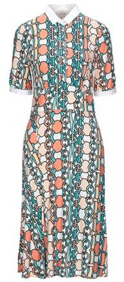 Vdp Collection 3/4 length dress