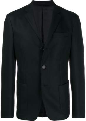 Prada three-button blazer