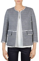 Gerard Darel Vince Stripe Jacket