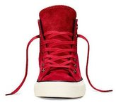 Converse Chuck Taylor Lux Mid 550671C Hidden Platform Wedge Womens Shoes (size 8)
