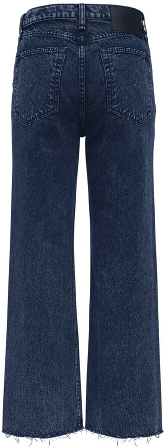 Thumbnail for your product : Rag & Bone Ruth Super High Waist Straight Jeans