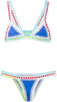 Kiini crochet Tuesday bikini - women - Cotton/Nylon/Polyester/Spandex/Elastane - L