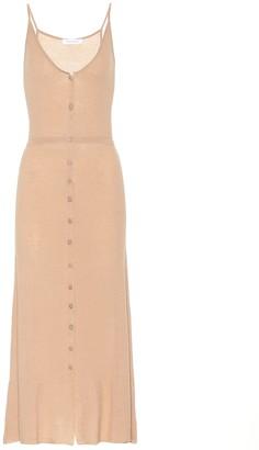 Ryan Roche Cashmere maxi dress