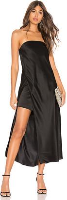 Mason by Michelle Mason Strapless Dress