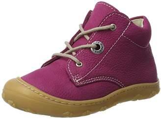 RICOSTA Pepino Girl Boots Cory, Kids Boots, Kids Boots,Laced Boots,Leather,/ 6 UK