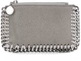 Stella McCartney 'Falabella' coin pouch - women - Polyester/metal - One Size