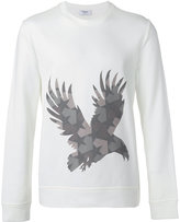 Ports 1961 eagle print sweatshirt - men - Cotton - S