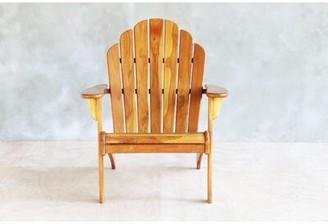 Adirondack Teak Chair Masaya & Co